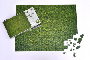 Jigsaw Puzzle of Grass