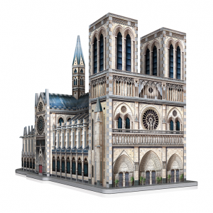Jigsaw Puzzle of Notre-Dame