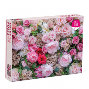 Jigsaw Puzzle of Roses
