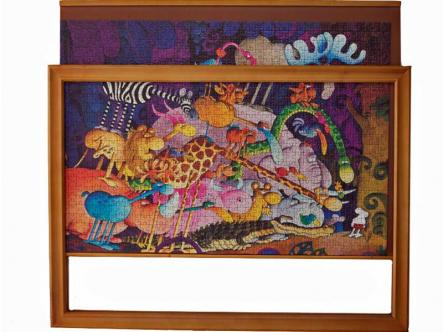 Jigsaw frame - troublefree framing
