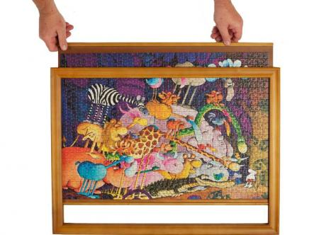 Jigsaw frame - Hidden Draw