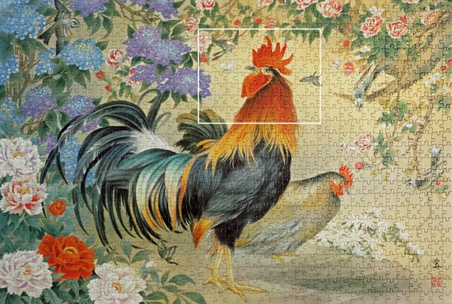 cock-and-hen