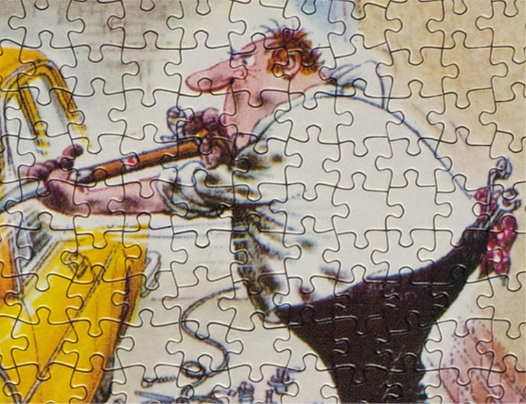 Crown and Andrews Jigsaws – Puzzle Manufacturer Brands and Makes
