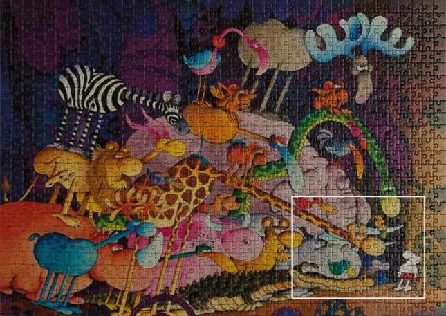 Heye Jigsaws Puzzle Manufacturer Brands And Makes