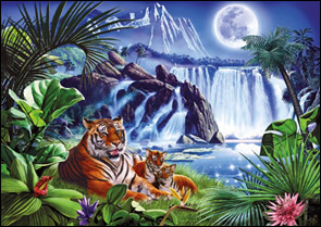 tiger-waterfall