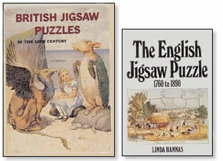 Jigsaw Puzzle Books
