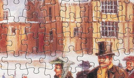 Jigsaw Puzzle by Gibsons