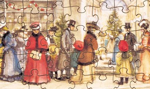 Jigsaw Puzzle by Optimago