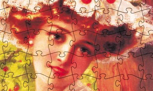 Jigsaw Puzzle by Robert Longstaff