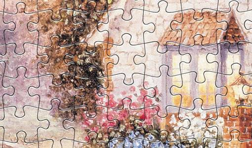 Jigsaw Puzzle by W H Smith
