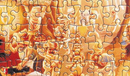Jigsaw Puzzle by Waddingtons