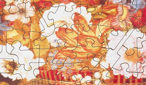 Jigsaw Puzzle by Wentworth