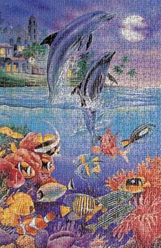Small Piece Jigsaw Puzzle