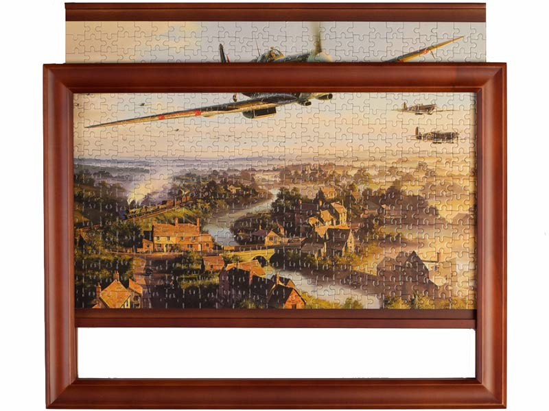 Perfect Picture Frames For Jigsaw Puzzles Crest - Ideas de Marcos ...